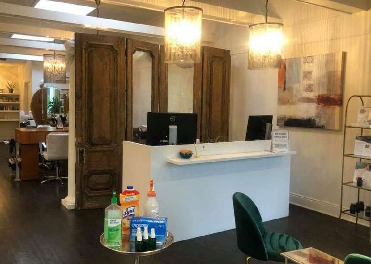 Eco Chic hair salon in Wilton is being sanitized and planned to reopen on May 20.