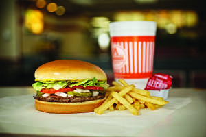 May is National Burger Month, and Whataburger is celebrating the only way it knows how: free burgers.