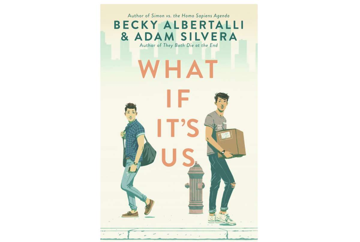 What If It's Us, $10.39 in Hardback and $10.99 on KindleHave you ever had a chance encounter with someone in public and wondered