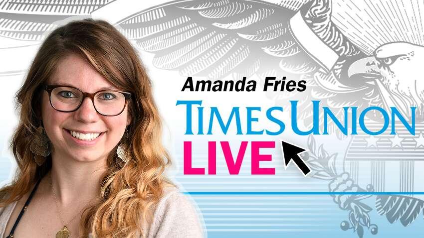 Times Union Live - Amanda Fries