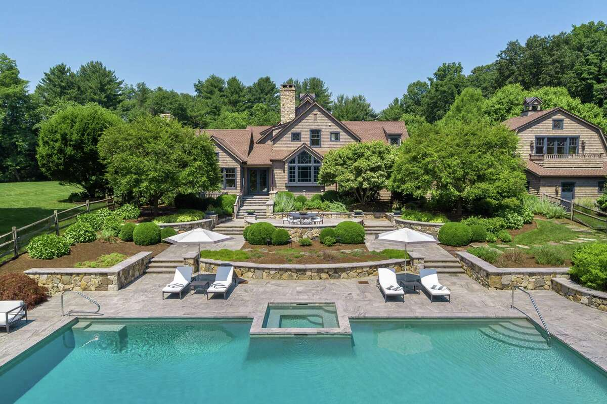 279 North Avenue, Westport, Conn. $8,650,000 Michelle&Company/William Raveis RE/203-454-4663