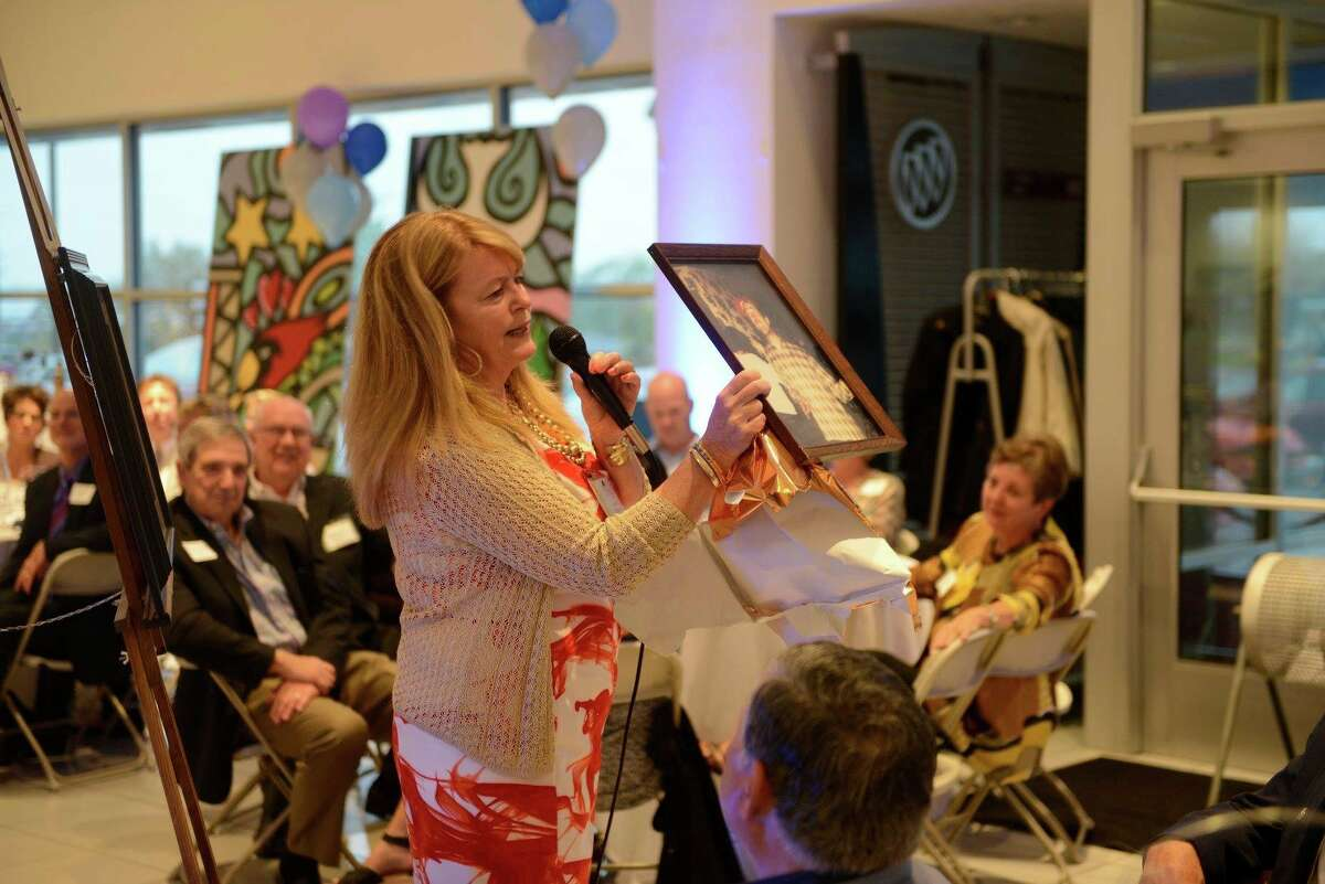 """Originally set to take place Friday, May 15, Artworks has postponed their annual fundraising gala until this fall. Artworks Executive Director Lynne Scheible said this year's gala, set to take place Sept. 27, has the theme """"Mission Possible."""" (Courtesy photo)"""