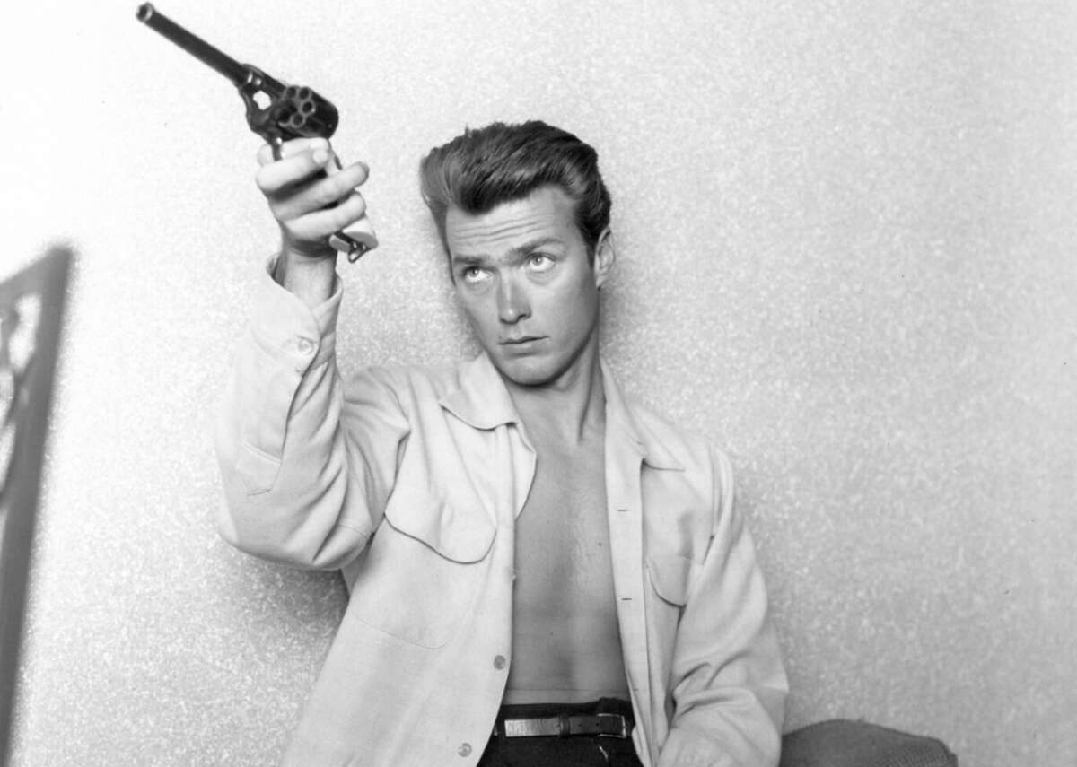 """Clint Eastwood You know him from movies like """"Dirty Harry,"""" """"Unforgiven,"""" and """"The Bridges of Madison County."""" But did you know actor and director extraordinaire Clint Eastwood was drafted into the Army during the Korean War? Eastwood lucked out and was assigned to a job as a swimming instructor at a base in California during the deadly conflict."""