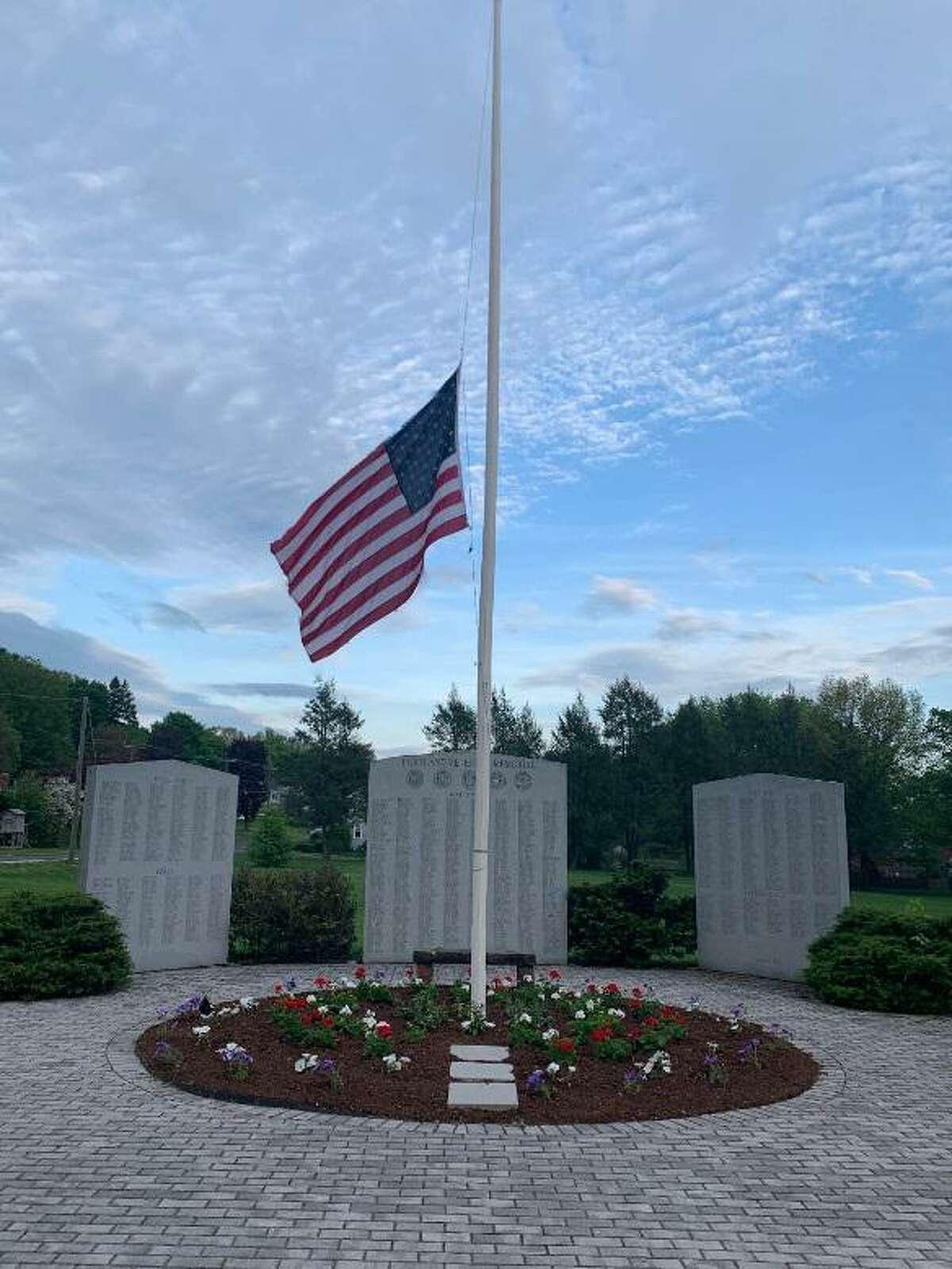 Portland veterans memorial