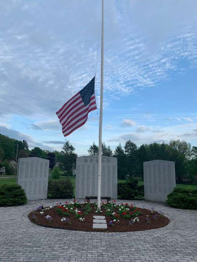 Portland veterans memorial Photo: Genna Thiffeault / Contributed Photo