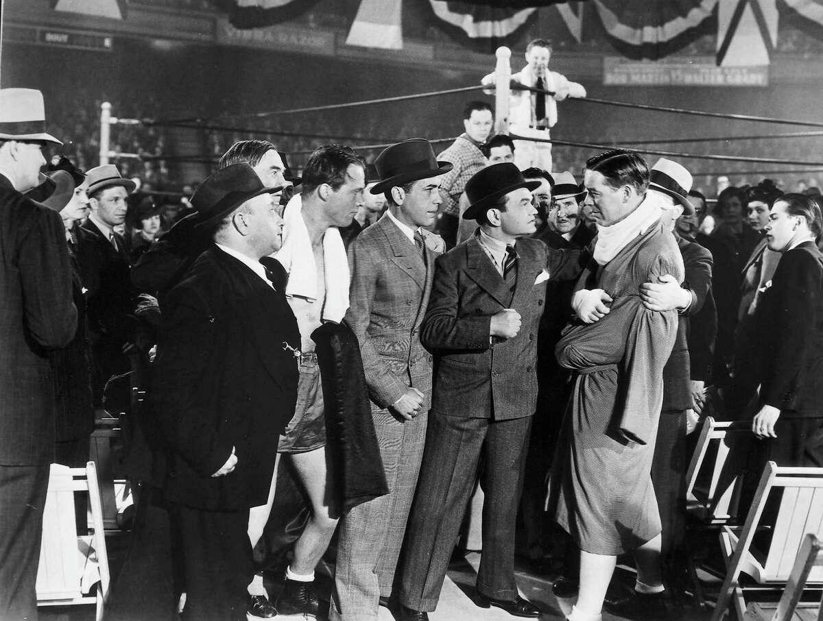 Star of the Month: Edward G. Robinson: a€œGood Guy Rolesa€ on TCM, including Kid Galahad (1937).