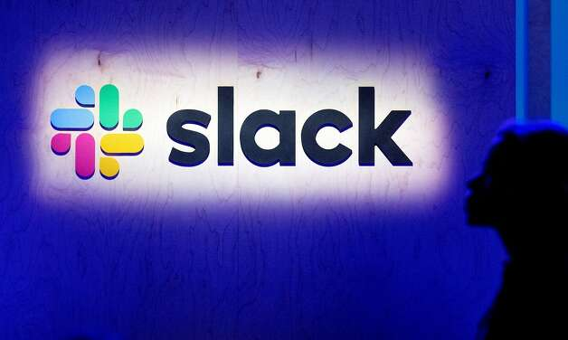 Slack: Employees won't return to the office until September at the earliest. Slack, based in San Francisco, will not ask employees to return to the office until at least September, the company announced in late April. The communications and workflow management company, which has seen a massive uptick in users while businesses work from home across the world, will also continue paying workers who cannot do their jobs while shelter-in-place is in effect. That policy includes contractors and hourly employees. Alyssa Pereira is an SFGate digital editor. Email:alyssa.pereira@sfgate.com  Twitter:@alyspereira  Photo: NOAH BERGER/AFP Via Getty Images