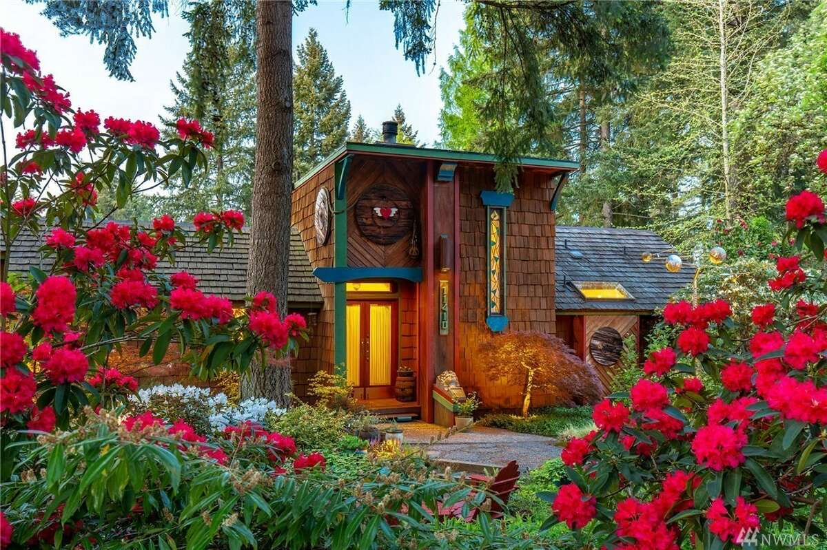 Funky enough for Heart's Nancy Wilson, now can be funky enough for you: this one of a kind Kirkland Highlands home asks $1.2M