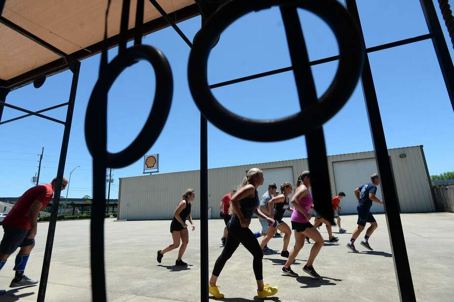 Several San Antonio gyms distanced themselves from a comment by CrossFit chief executive Greg Glassman regarding George Floyd. Photo: Kim Brent/The Enterprise