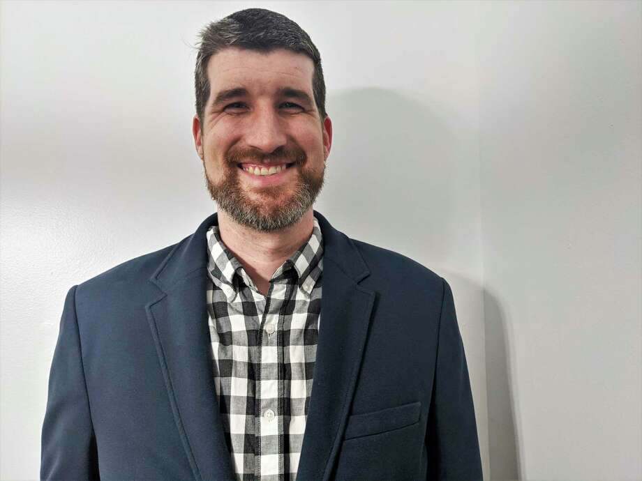 Evart resident Matt Hildebrand is set to begin his new position as Artworks Executive Director on June 15. He will be training directly with current executive director, Lynne Scheible, until her retirement July 1.(Courtesy photo)
