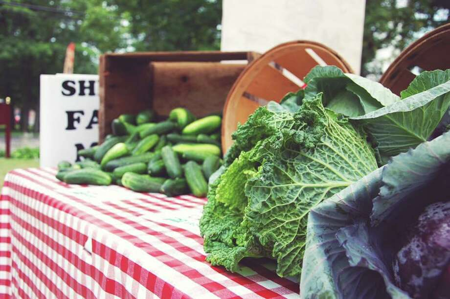 The Shelton Farmers Market will be opening for public shopping on July 4. The market will run from 9 a.m. to noon. The online market will now be closed as organizers prepare for the July 4 opening downtown. Photo: Contributed Photo / / Connecticut Post
