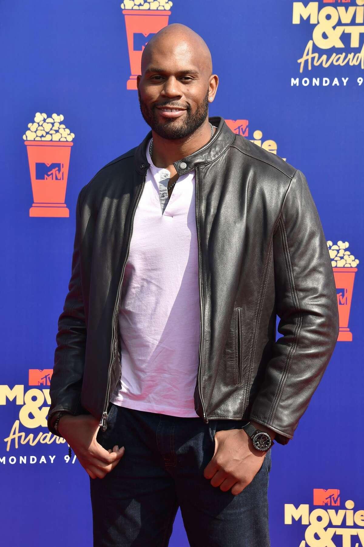 SANTA MONICA, CALIFORNIA - JUNE 15: Shad Gaspard attends the 2019 MTV Movie and TV Awards at Barker Hangar on June 15, 2019 in Santa Monica, California. (Photo by Gregg DeGuire/FilmMagic)