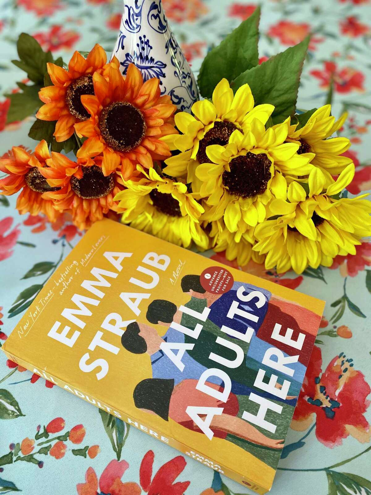 """Emma Straub's latest book """"All Adults Here"""" revolves around parenting and forgiveness."""