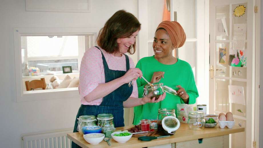 "Nadiya Hussain stars in ""Nadiya's Time to Eat"" on Netflix. Photo: Netflix / Contributed Photo"