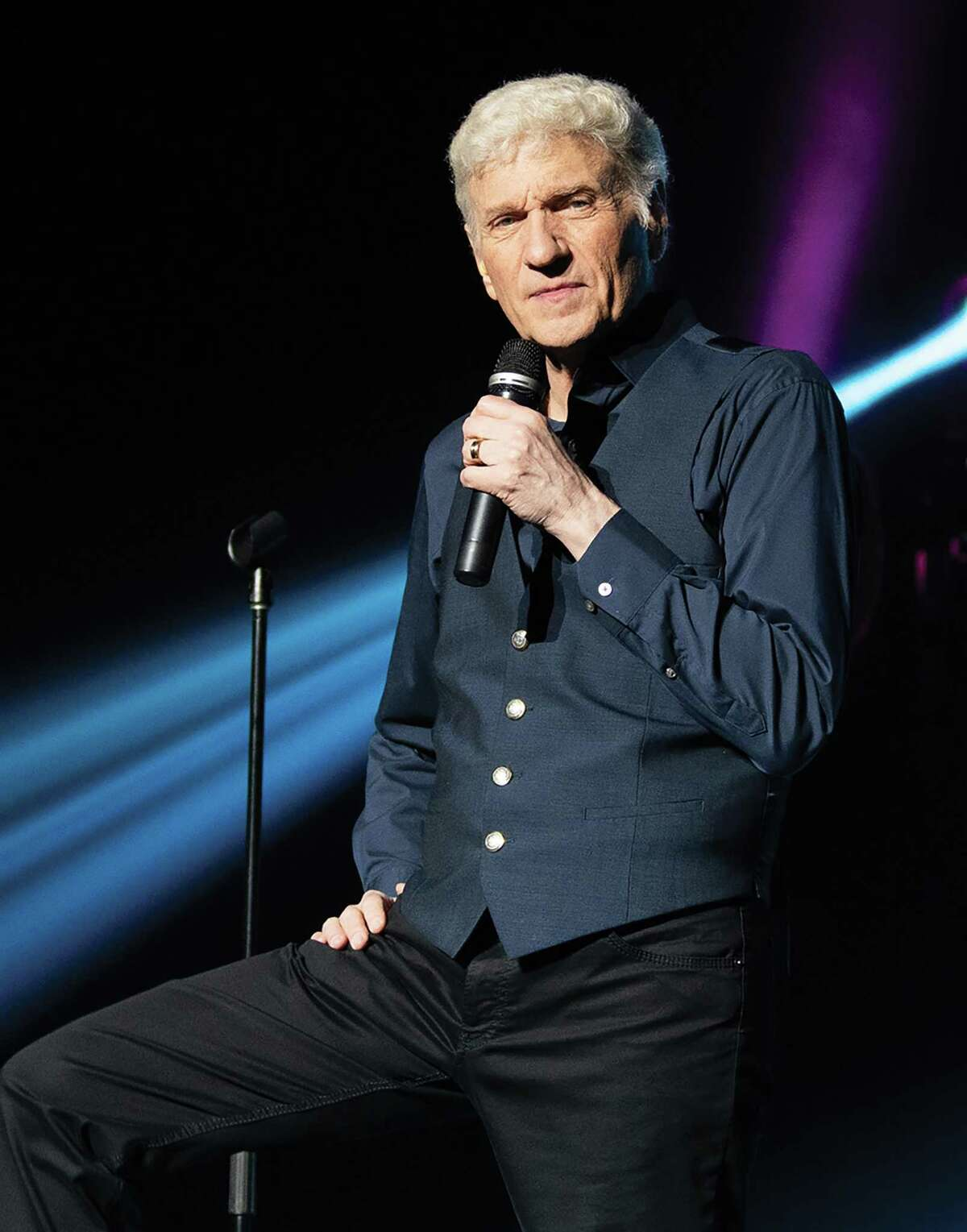 Former Styx vocalist Dennis DeYoung will release his new solo album