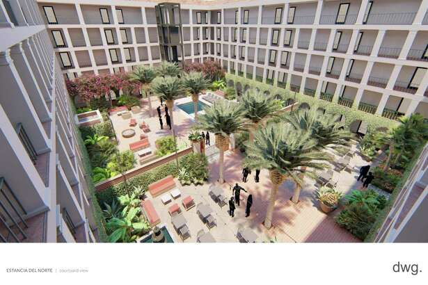 Presidian Hotels & Resorts is turning the DoubleTree by Hilton San Antonio Airport hotel into Estancia del Norte, which will be affiliated with the Tapestry Collection by Hilton brand.