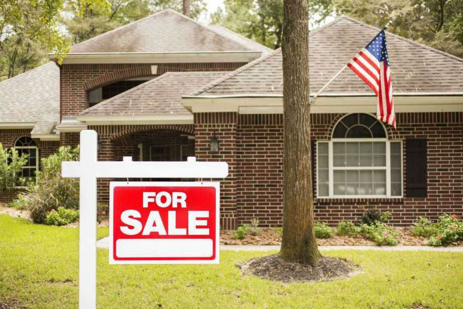 Despite the pandemic, Wilton real estate sales for the first four months of 2020 were just slighly lower than they were in 2019. Photo: Contributed Photo