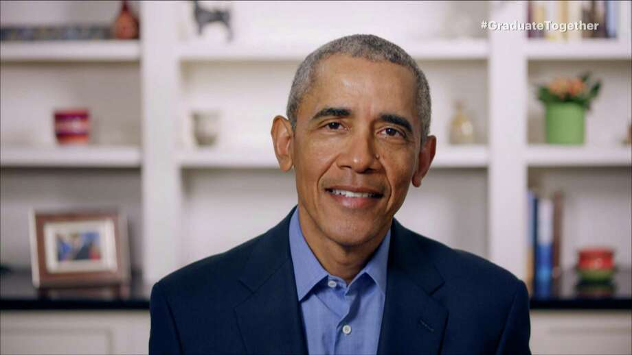 Barack Obama is everything that Trump is not: intellectual, articulate, adroit, contemplative and cool. He also happens to be a black man. Photo: File Photo /Getty Images / 2020 EIF & XQ
