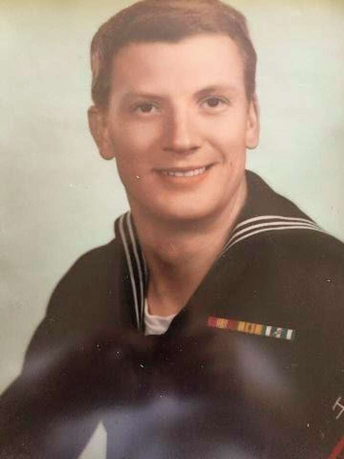 """Bob Meyer served on the USS Buchanan during the Vietnam War and was honorably discharged in February 1969. """"I worked hard all the time but it was the men on the ground in Vietnam who were treated poorly,"""" Bob said. """"I could sleep in a bunk. Had showers every day. Good food."""" (Photo provided)"""