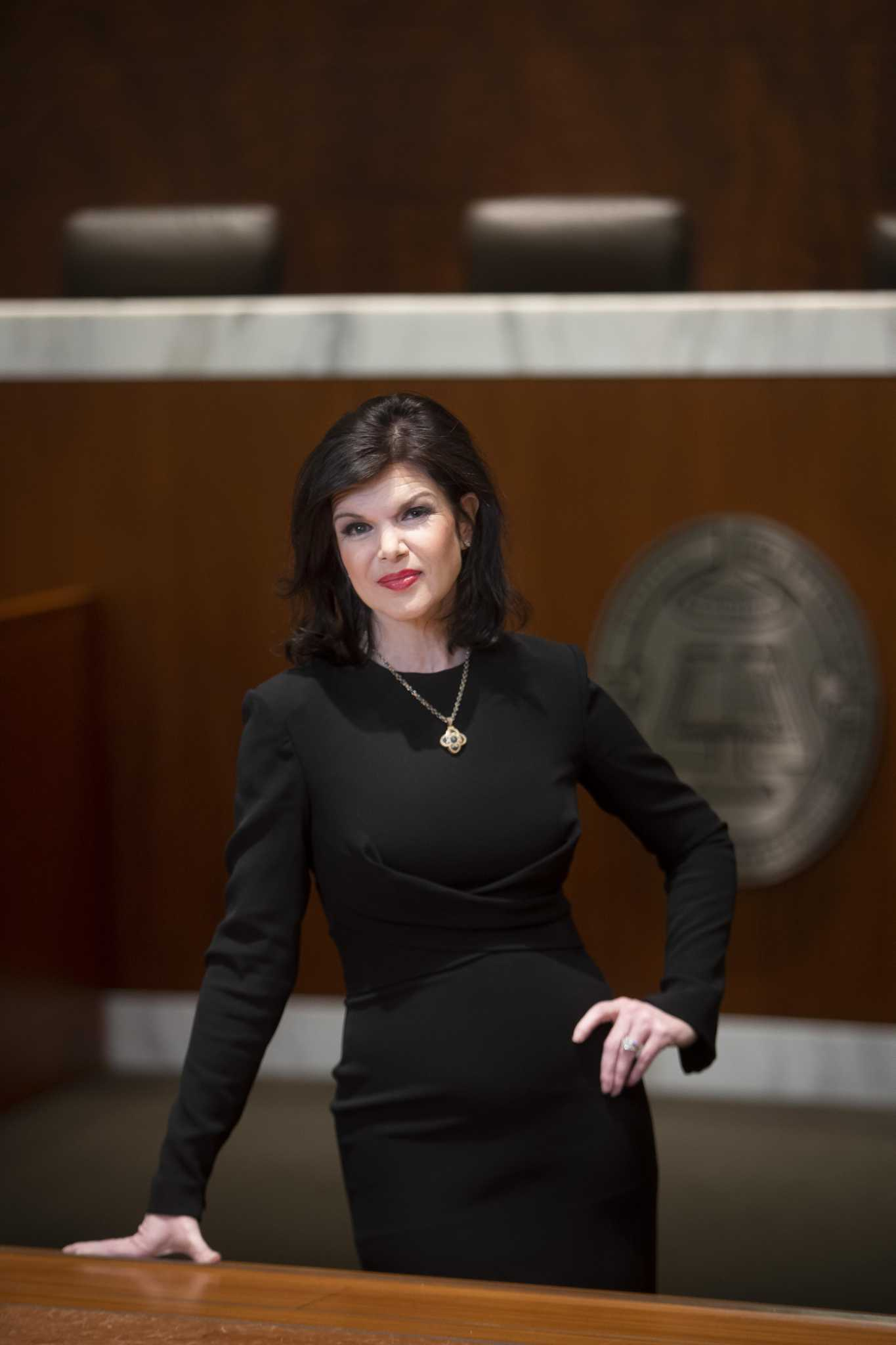 Meet the Houston attorney pushing to put more women in the courtroom