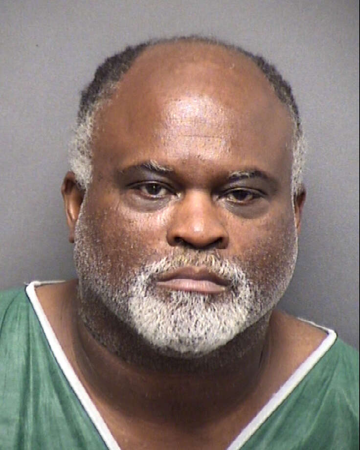 Timothy Dewayne Willis, 52, was arrested and charged with arson in connection to a fire at a Northeast Side hotel. Photo: Bexar County Sheriff's Office