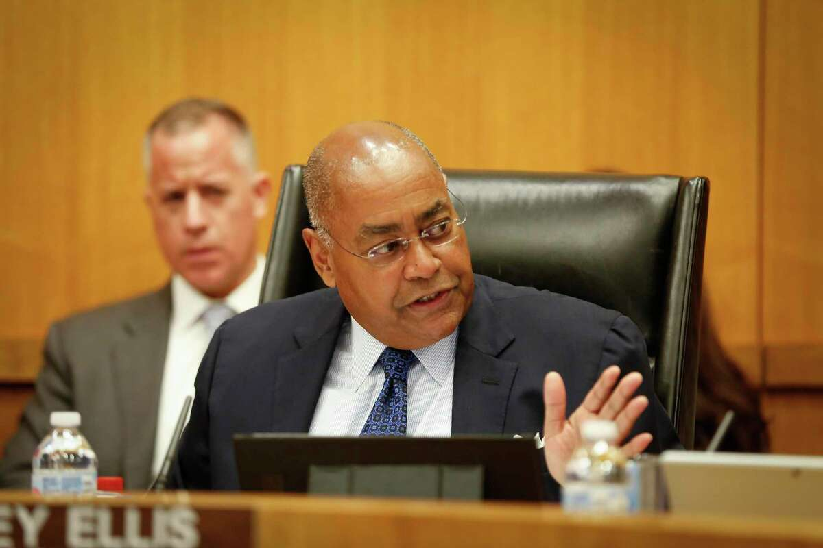 Harris County Commissioner Rodney Ellis graduated from Texas Southern University,