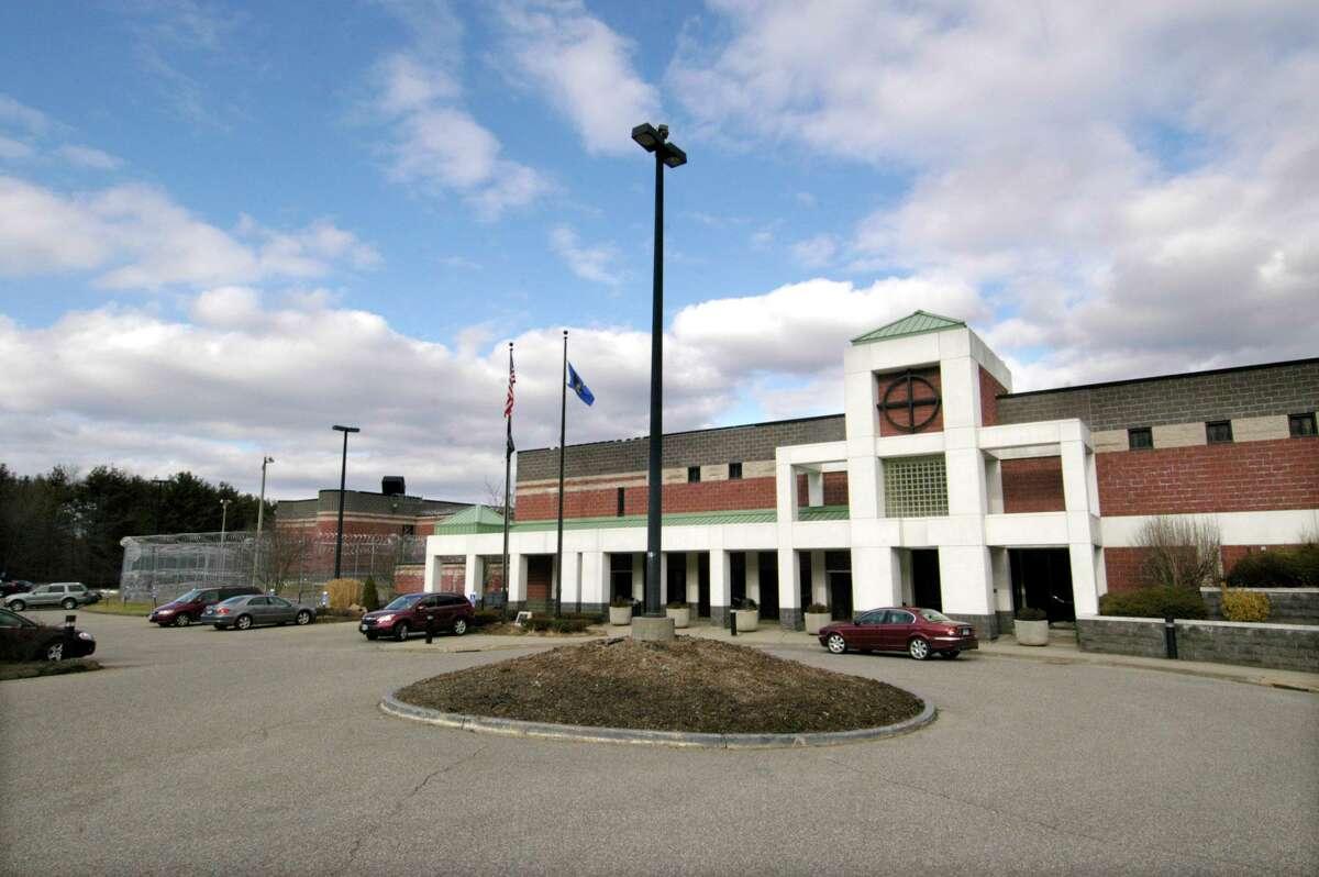 Garner Correctional Facility in Newtown, Conn.