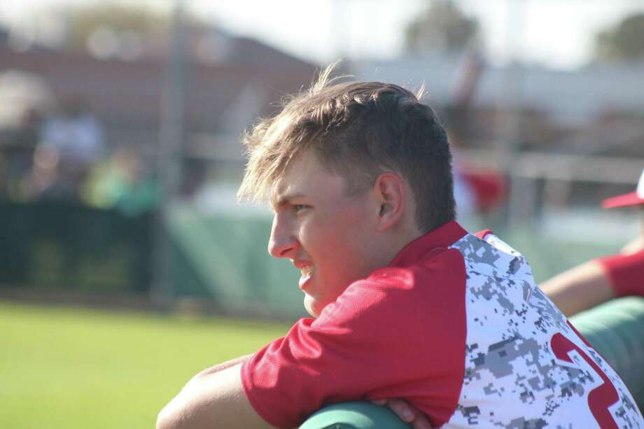 FBCA's Cade Walker struck out 40 batters, ranking him No. 1 in Texas for sophomore pitchers according to the Texas High School Baseball rankings for the private schools. Photo: Robert Avery