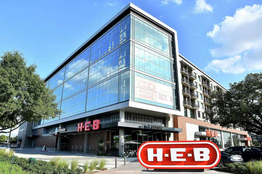 The H-E-B location on Buffalo Speedway in Houston. Photo: Courtesy Of H-E-B
