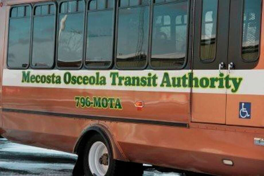 The Mecosta Osceola Transit Authority is now offering service from 5:30 a.m. until 8 p.m. Monday through Friday. For the first time in MOTA's history, they also are providing service on Saturdays from 8:30 a.m. to 4:30 p.m. (Pioneer file photo)