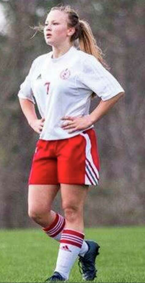Maddi Martin was set to be a senior for Big Rapids' soccer team this season. (Courtesy photo)