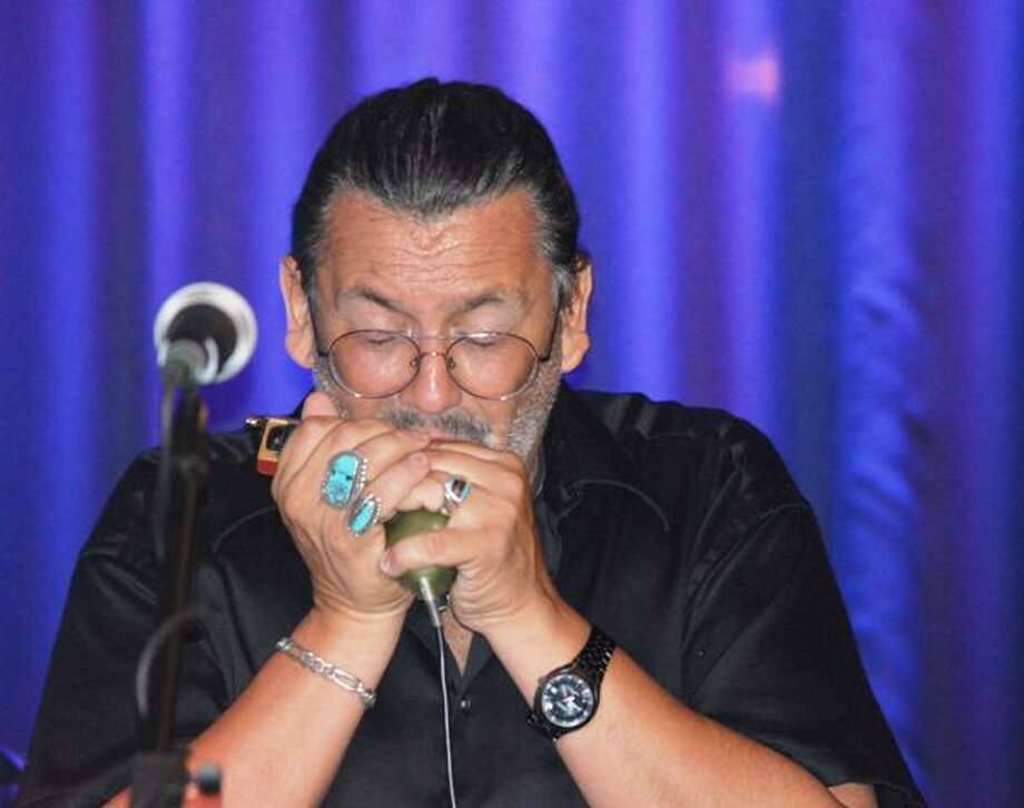 Richard Badowski Blues Band plays live at the Brass Horse Café Sunday Photo: Domenic Forcella / Contributed Photo