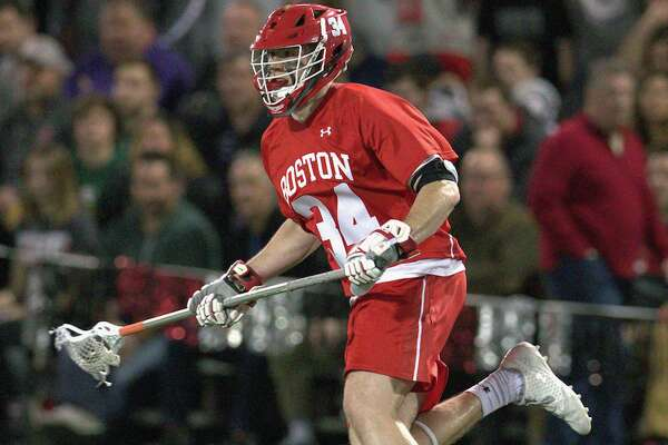 Ridgefield's Chase Levesque has signed to play professional lacrosse for Major League Lacrosse's defending champions, the Chesapeake Bayhawks.