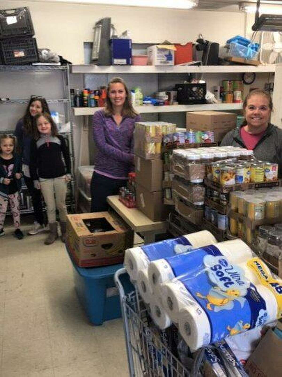 Tomball Emergency Assistance Ministries, or TEAM, has provided financial assistance and pounds of food for families since the COVID-19 pandemic has caused many to lose their jobs and sources of income.