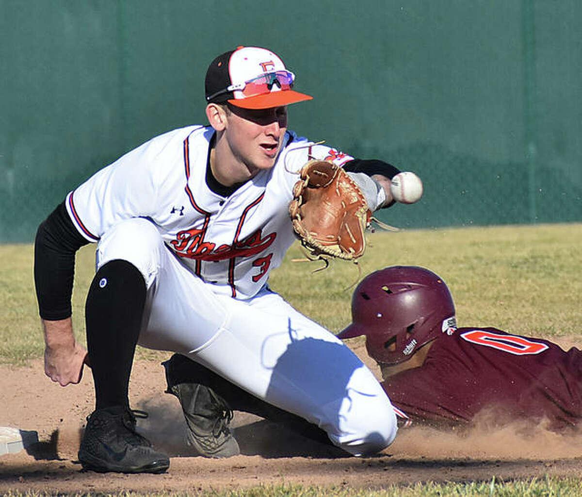 Former Edwardsville third baseman Jack Cooper will play baseball next season for Columbia University in New York.