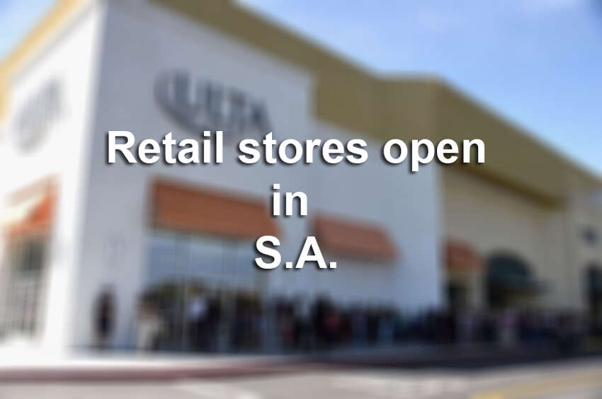 Retail stores that have opened in San Antonio and what COVID-19 precautions they are taking.