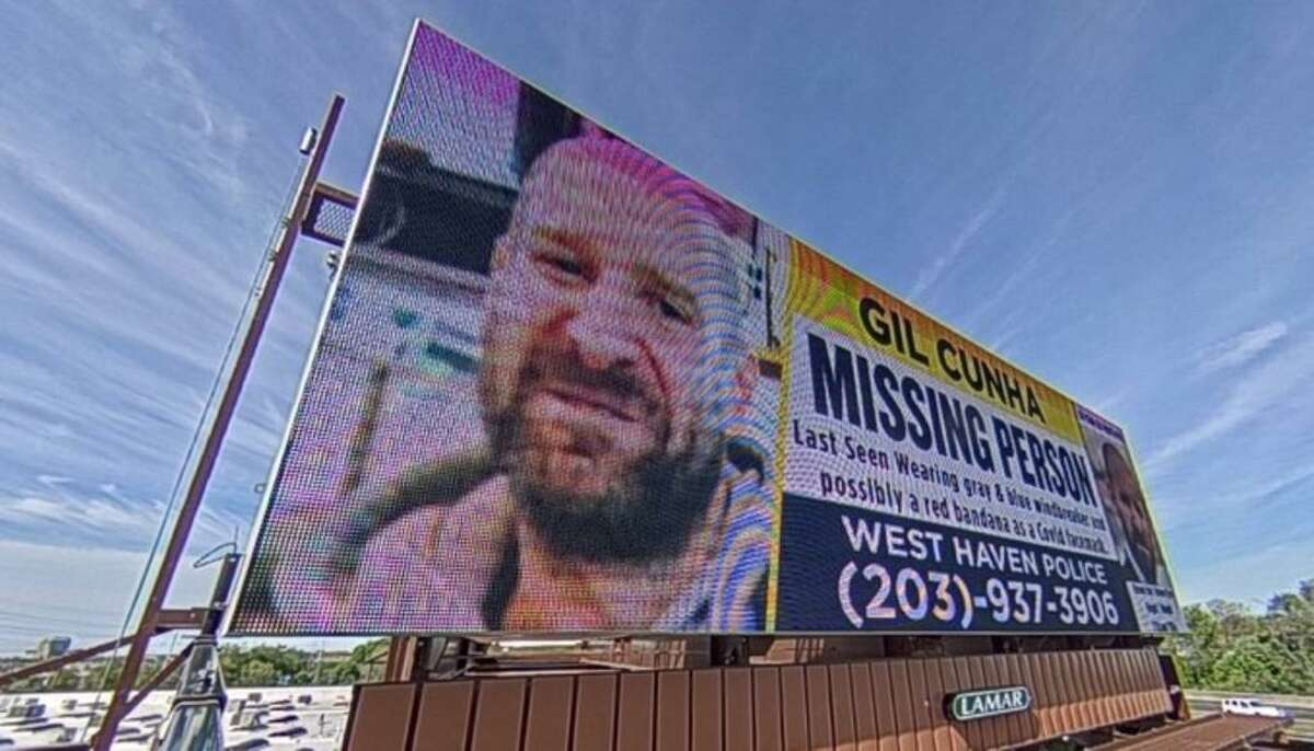 Gil Cunhamysteriously disappeared May 7 in the early morning hours of his 50thbirthday.