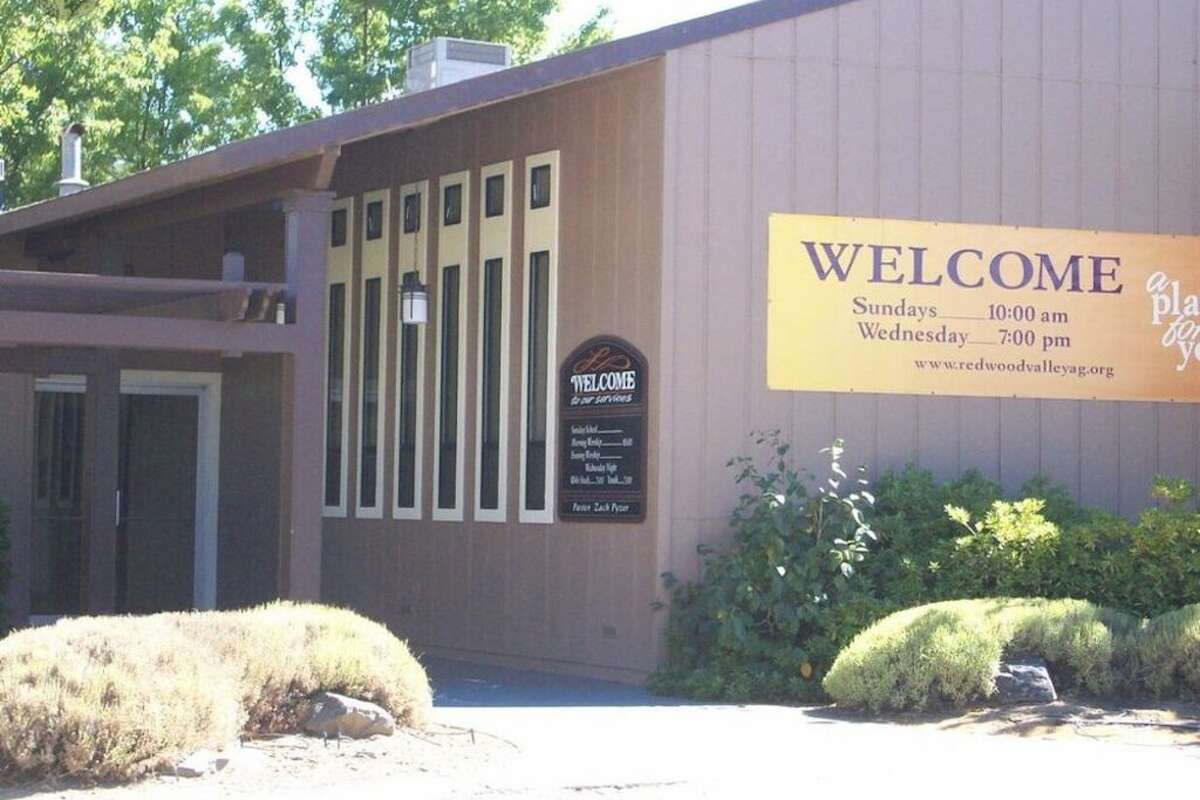 A pastor tested positive for COVID-19 after live streaming a Mother's Day service in Mendocino County.