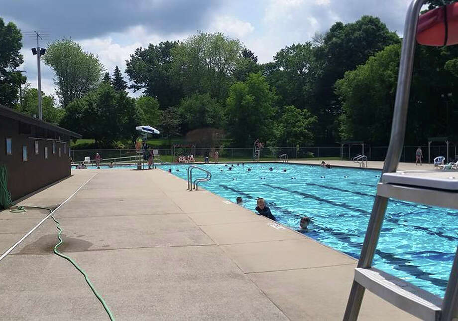The Charles E. Fairman pool will sit empty this summer amid concerns of the coronavirus, Big Rapids city commissioners voted this week. Photo: Photo Courtesy Of The City Of Big Rapids