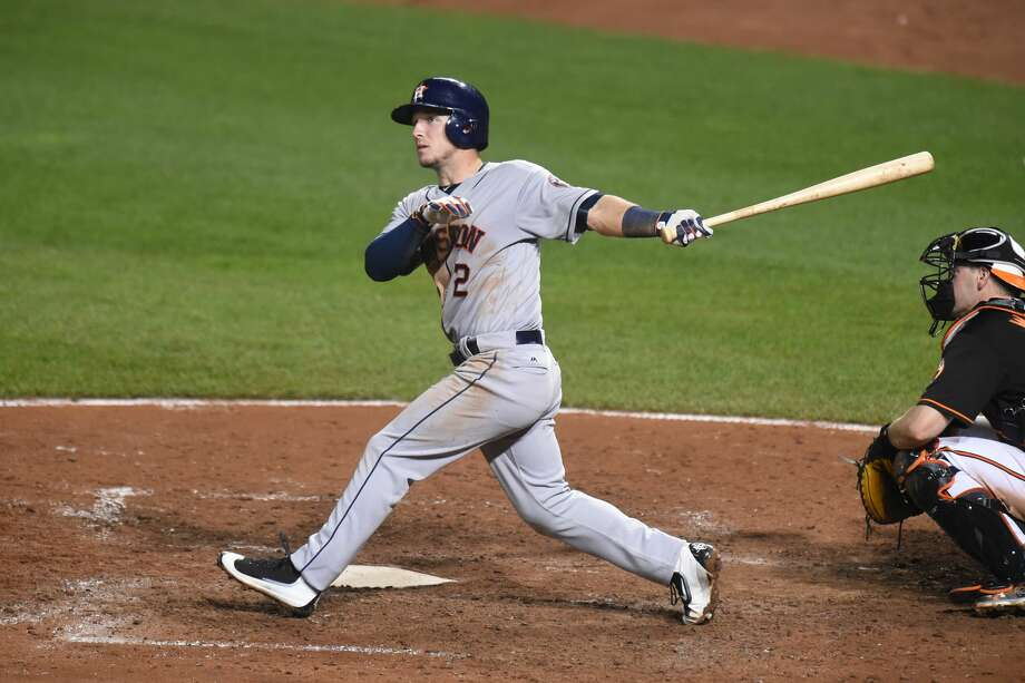 PHOTOS: Alex Bregman's greatest on-field moments with the Astros