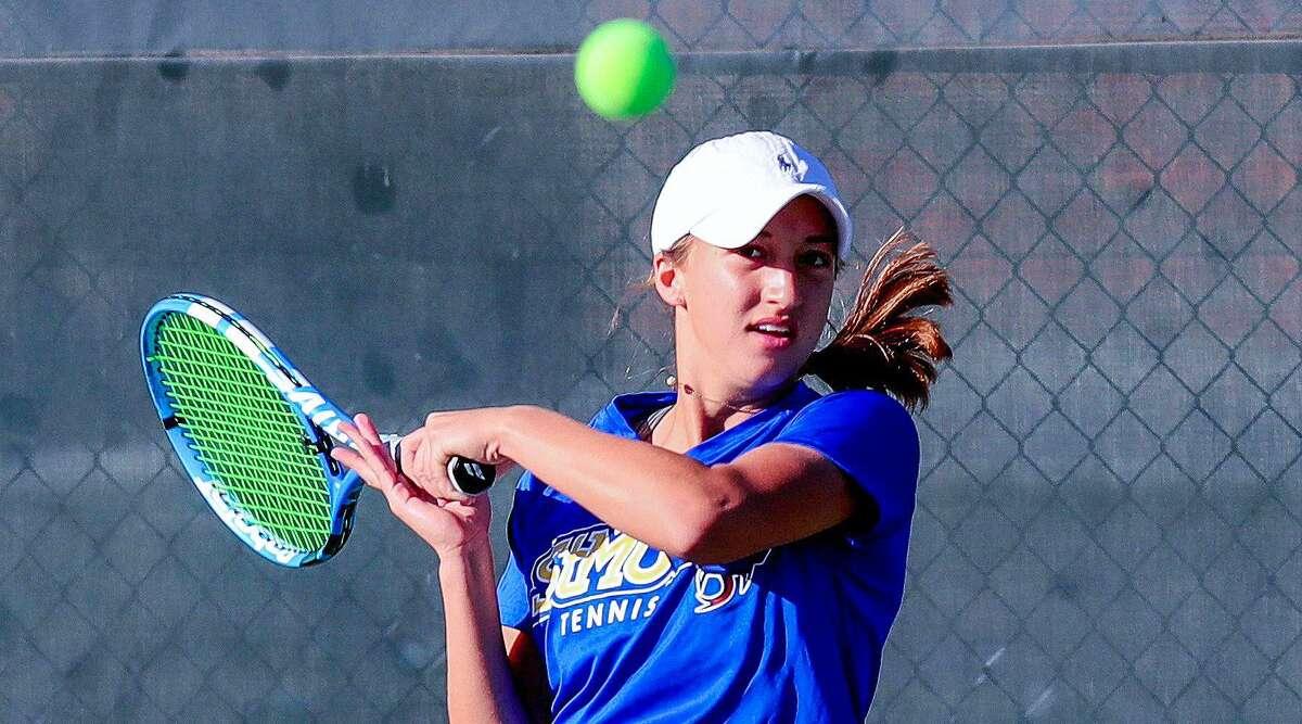 St. Mary's tennis player Ashley Penshorn.