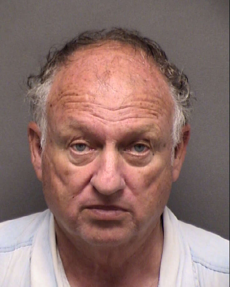 John Lloyd Ripley, 63, was charged with criminal mischief-interfering/interrupting public service. He was arrested Tuesday and is being held on a $500 bond after he was accused stealing $9,000 worth of water from the the San Antonio Water System. Photo: Bexar County Sheriff's Office
