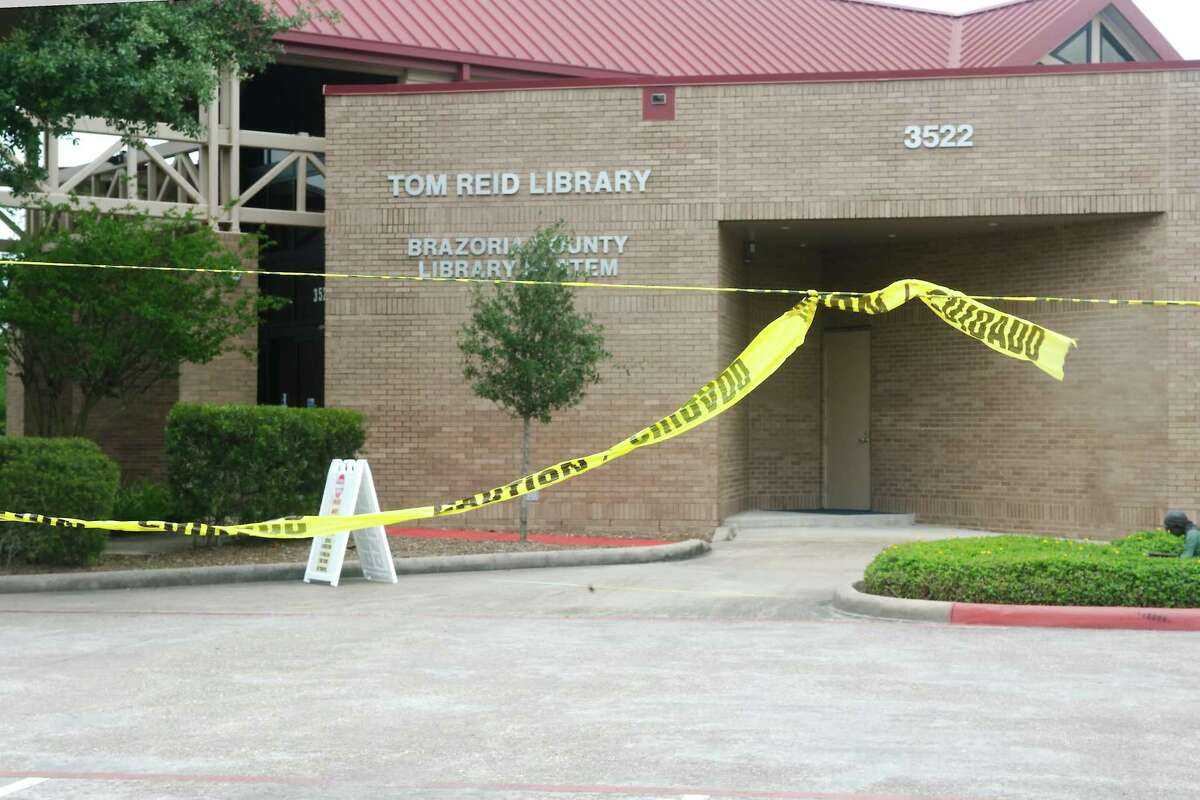 Library buildings in the Brazoria County Library System have been closed to the public during the novel coronavirus pandemic.