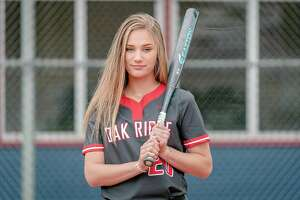 Oak Ridge softball player Marissa Mason wants to become an architect.