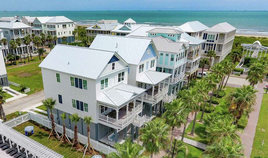 Beachtown, a 260-acre development, is located on the eastern tip of Galveston Island.