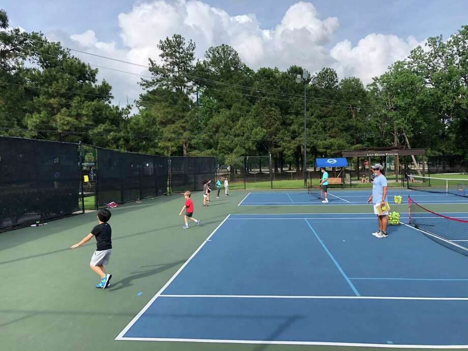 Bay Area Racquet Club provides low ratios of students to coaches to ensure the safest tennis experience for players of all ages. Photo: Submitted Photo