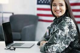 Getting the educational tools veterans need to find employment in the career of their choice is a possibility with online schooling, financial aid and counseling services.