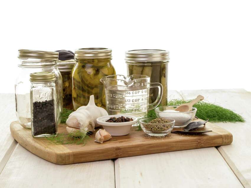 Pickling has been around for millennia, so long that a precise date can't be pinpointed, but historians seem to agree on something like 4,000 years. (Dreamstime/TNS)