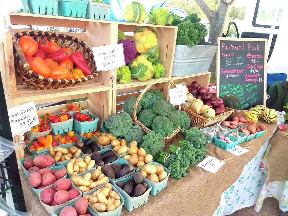 The Elberta Farmers Market will be opening in a new location on Thursday; Waterfront Park. (Courtesy Photos)