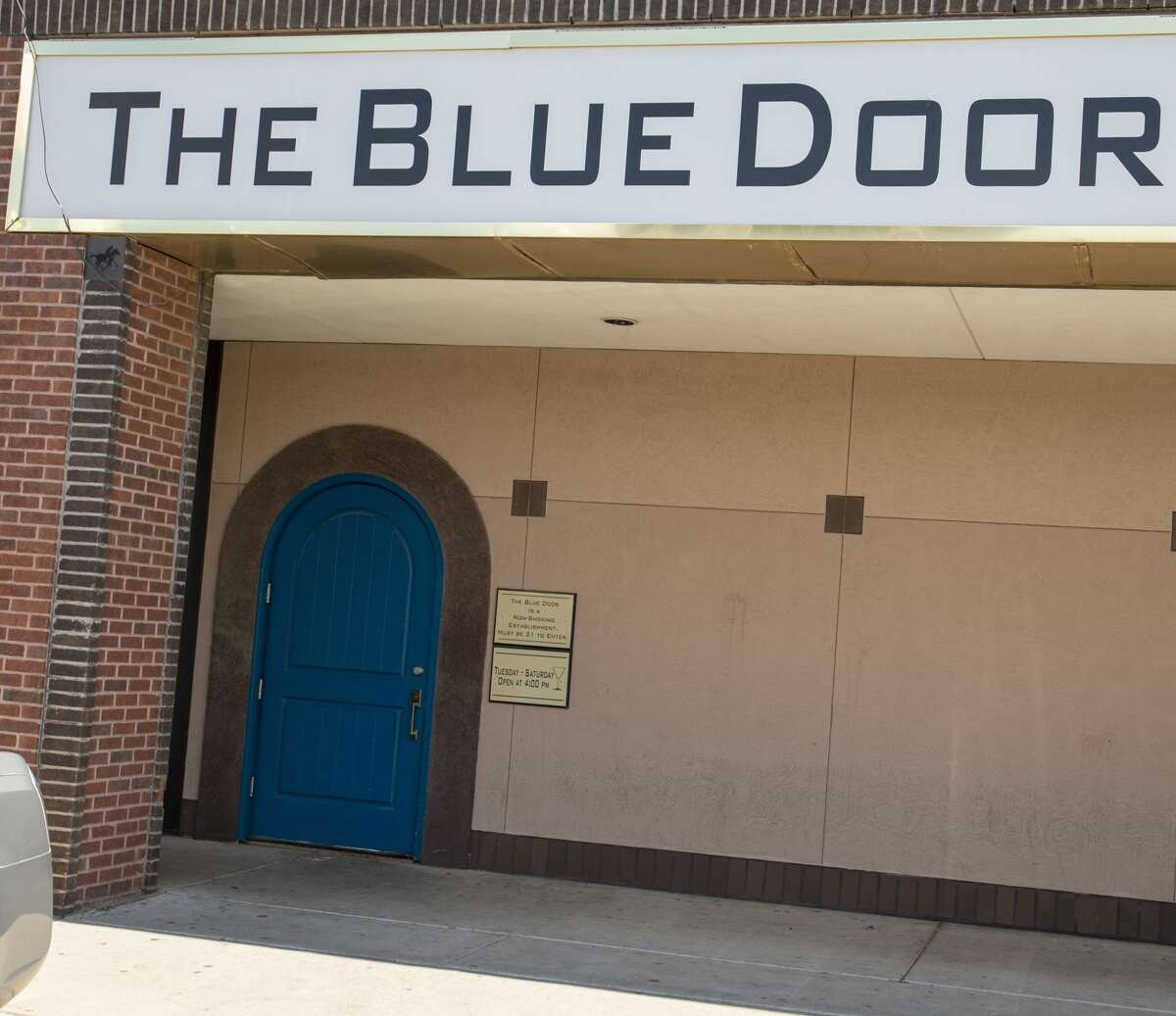 Wednesdays are girls' night out with $5 special cocktails at The Blue Door.